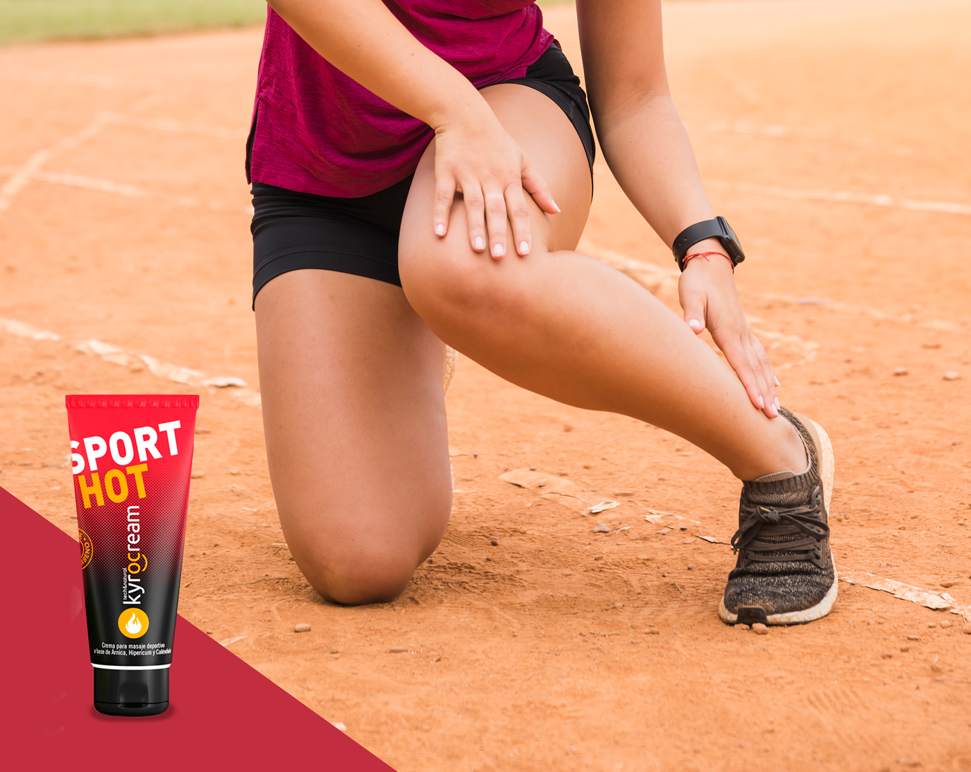 THE EFFECT OF THERMOTHERAPY ON KYROCREAM SPORT HOT